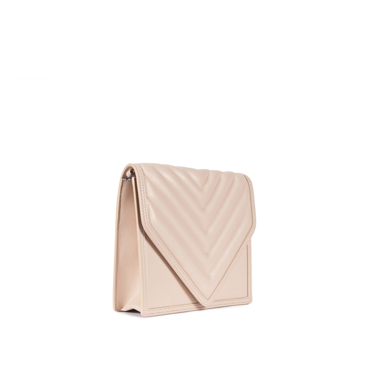 Alexa in Nude Quilted Napa2